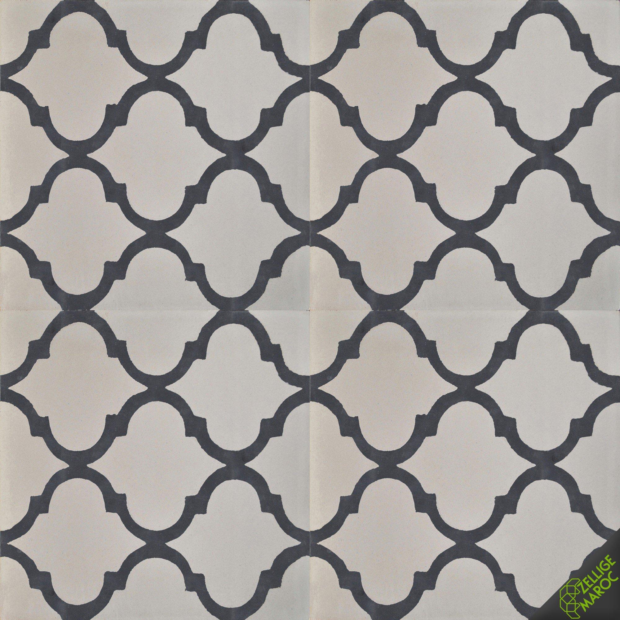 carreaux ciment a15 zellige maroc. Black Bedroom Furniture Sets. Home Design Ideas