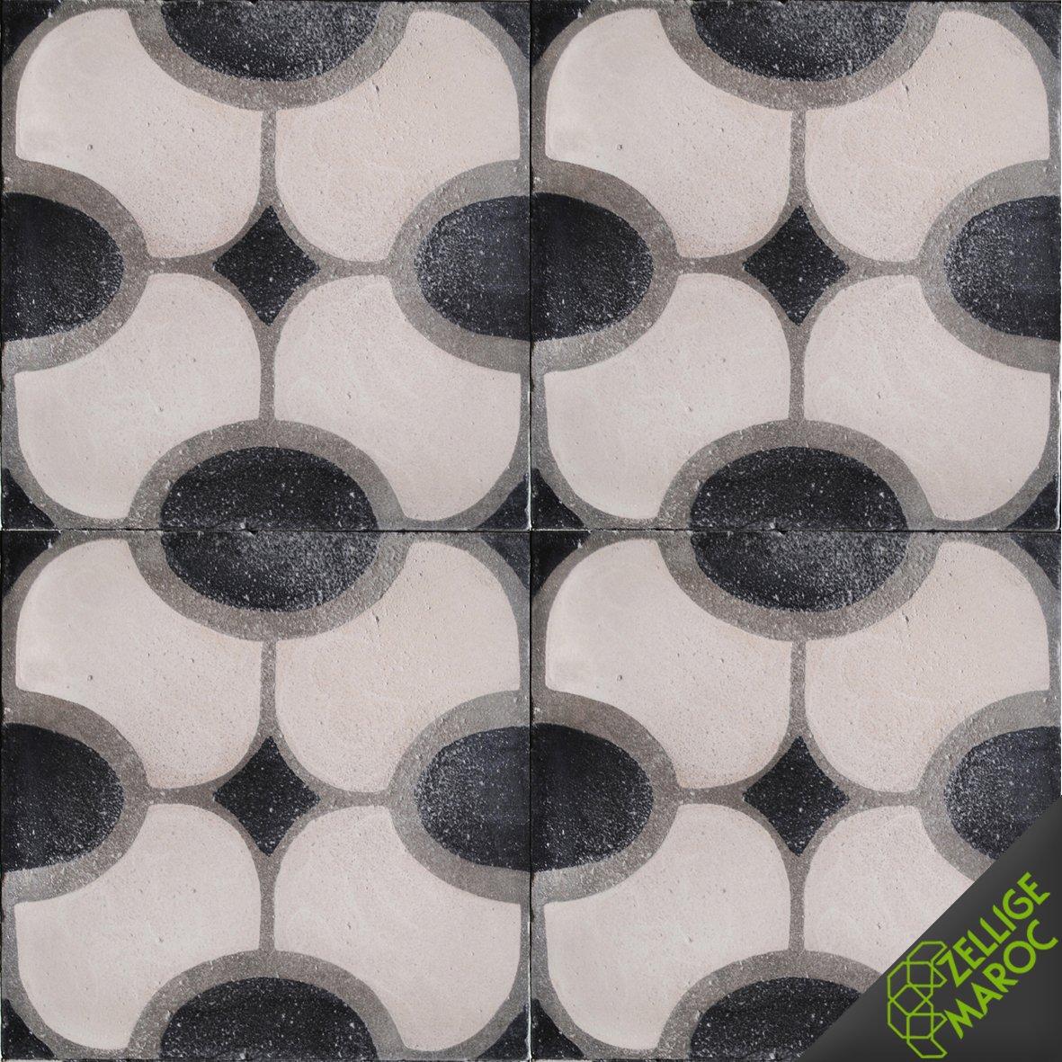 carreaux ciment c36 zellige maroc. Black Bedroom Furniture Sets. Home Design Ideas