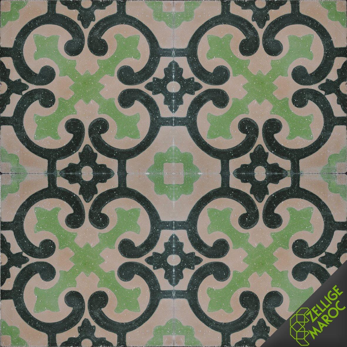 Carreaux ciment t51 zellige maroc - Carreaux ciment maroc ...