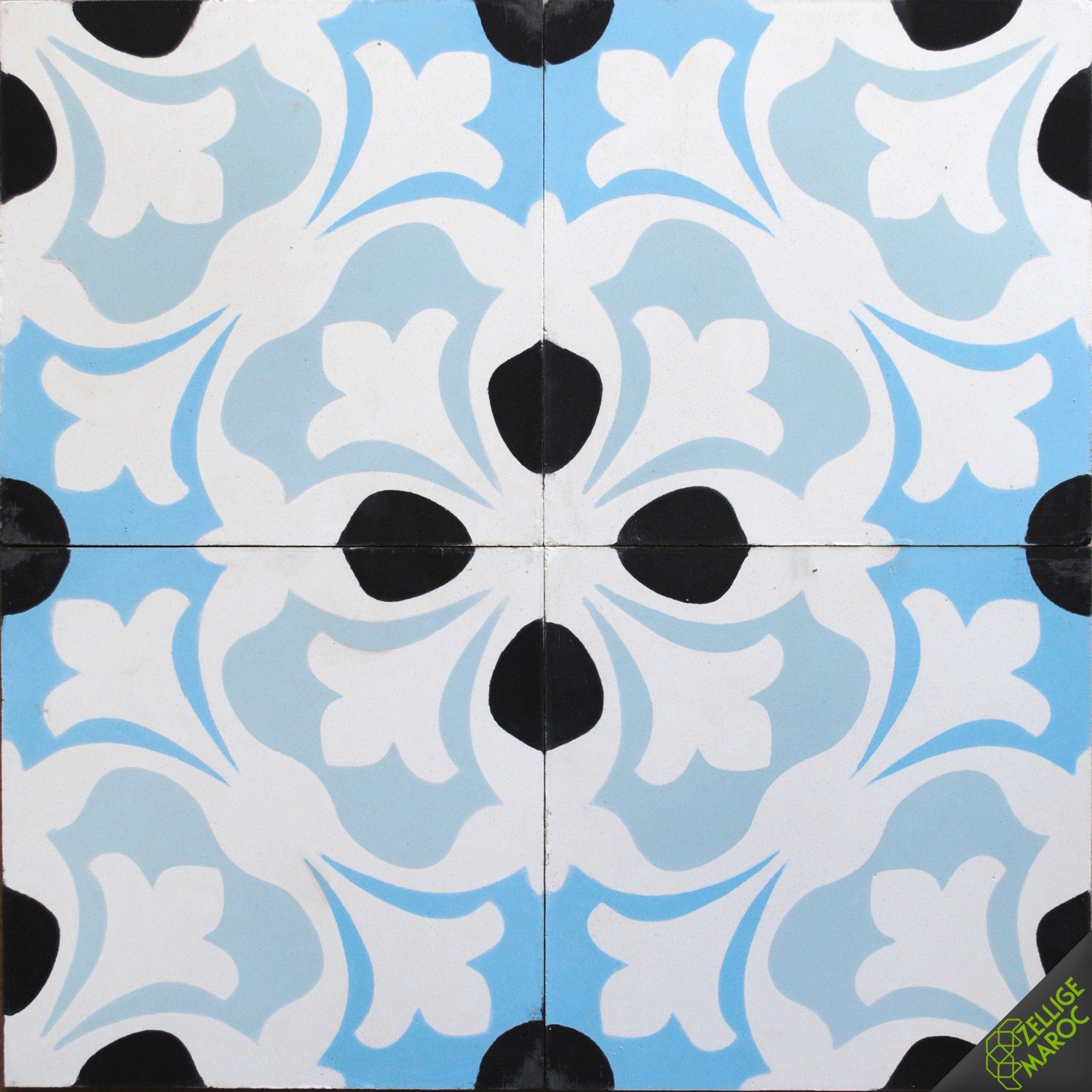 carreaux ciment t70 zellige maroc. Black Bedroom Furniture Sets. Home Design Ideas