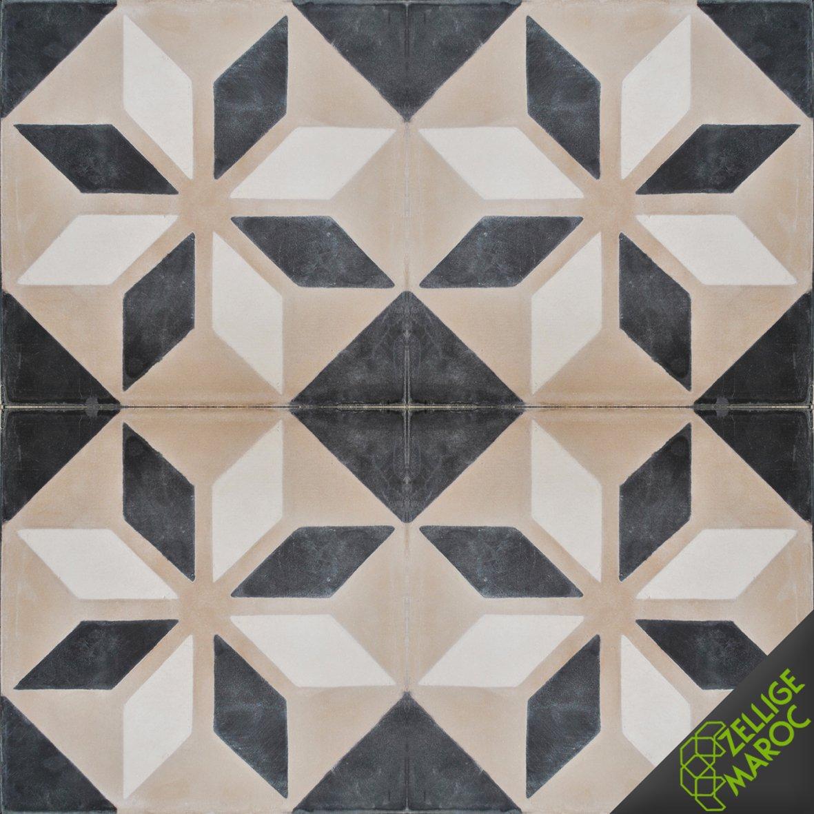 Carreaux ciment t71 zellige maroc - Carreaux ciment maroc ...